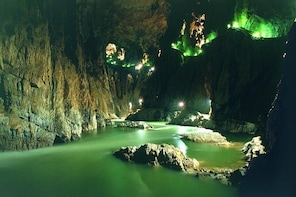 Lipica Stud Farm and Skocjan Caves from Pula