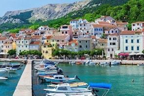 Golden Island of Krk - Shore Excursion from Rijeka