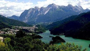 Heldagstur till Dolomiterna från Venedig