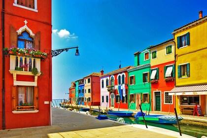Venice Islands Tour: Murano, Burano & Torcello