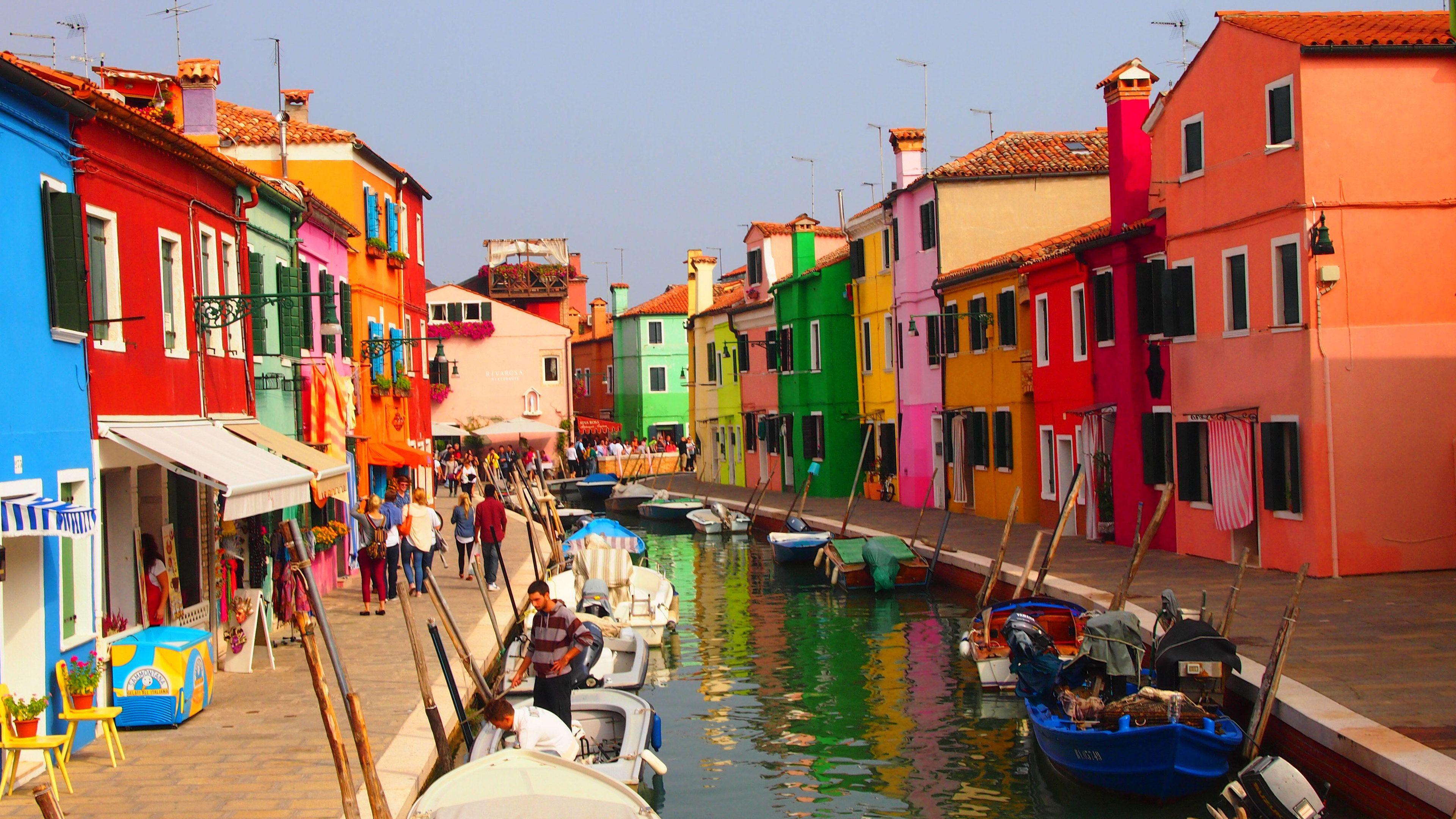 Venetian Islands Tour: Murano, Burano & Torcello