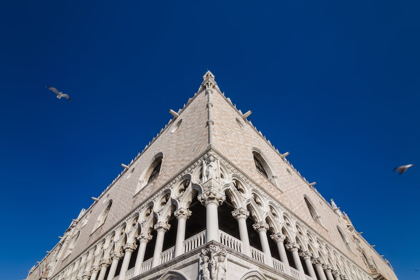Show item 3 of 10. Doge's Palace & St. Mark's Basilica tour – Skip the the line