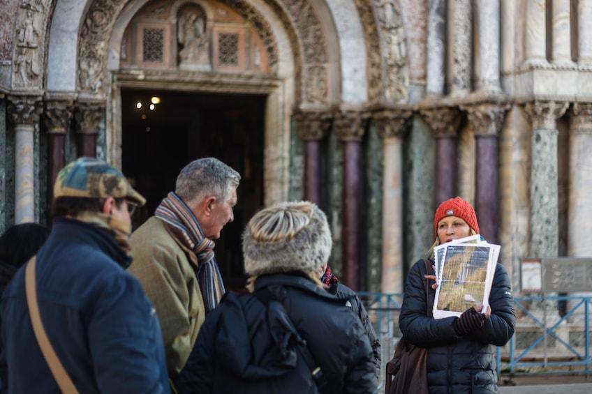 Skip-the-Line: St. Mark's Basilica - visit & seat inside