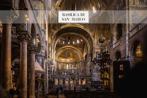 Skip-the-Line: St. Mark's Basilica - visit & seat inside
