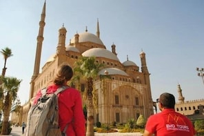 Cairo Full-Day Tour to Egyptian Museum, Citadel, & Khan al-Khalili Bazaar