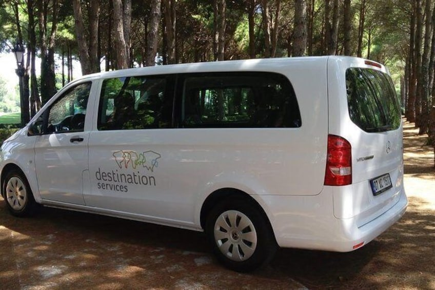 Show item 1 of 2. Private Transfer from Belek Area to Antalya Airport