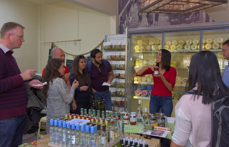 Athens Food Tour, Small-Group Walking Tour