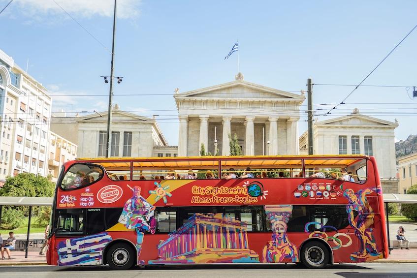 Foto 1 von 12 laden Athens Hop-On Hop-Off Bus Tour