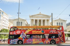 Athens Hop-On Hop-Off Bus Tour