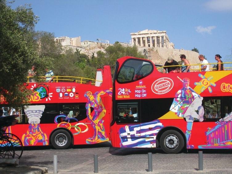 Foto 3 von 12 laden Athens Hop-On Hop-Off Bus Tour