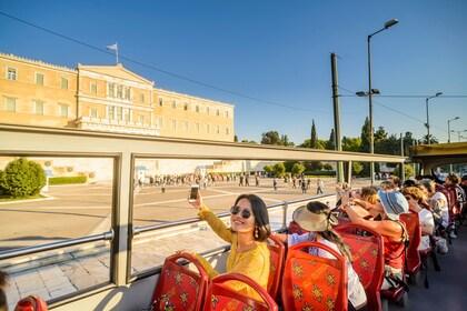 Athens Hop-On Hop-Off Bus Tour