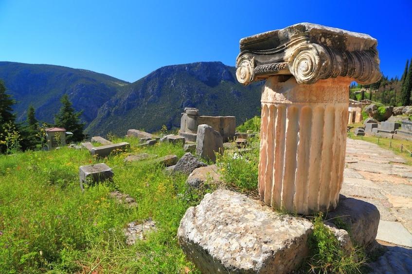 Ancient Delphi Full-Day Trip