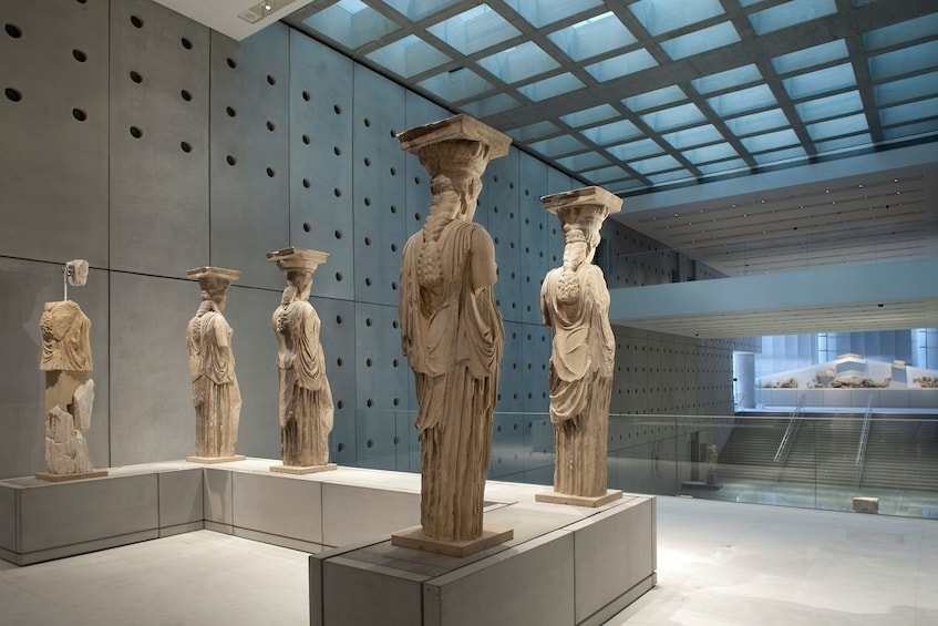 Show item 11 of 11. Skip-the-Line Acropolis Museum Guided Tour
