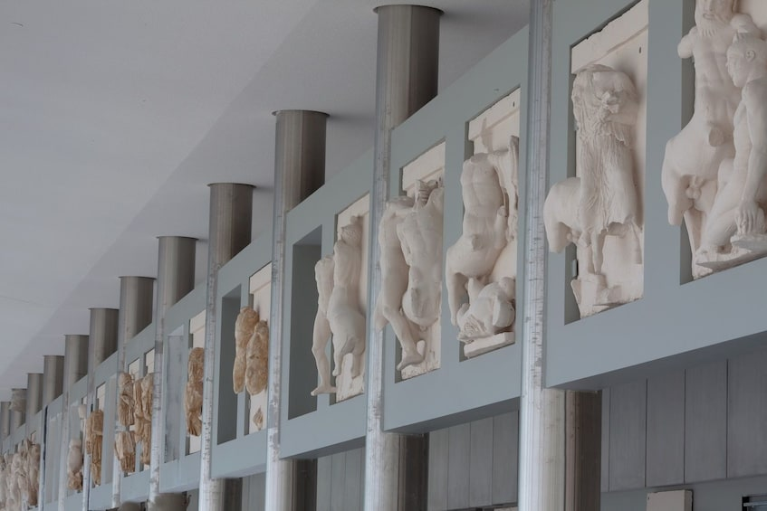 Show item 3 of 11. Skip-the-Line Acropolis Museum Guided Tour