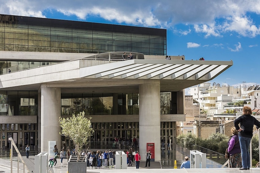 Show item 2 of 11. Skip-the-Line Acropolis Museum Guided Tour