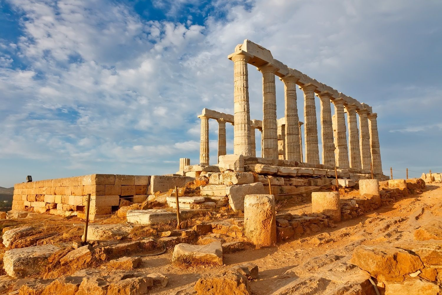 Cape Sounion & Temple of Poseidon Half-Day Trip from Athens