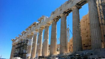 Stadttour durch Athen und Ausflug zum Kap Sounion mit Mittagessen