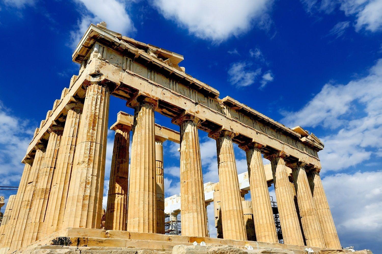 Puolen päivän kiertoajelu Ateenassa ja vierailu Akropoliilla