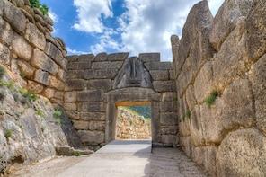 2-Tour Combo Saver: Delphi & Epidaurus & Mycenae