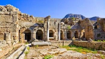 Ancient Corinth & Daphni Monastery Day Tour