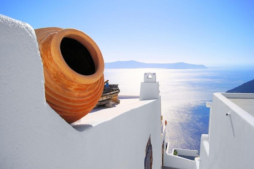 Charger l'élément 5 sur 10. 2-Day Santorini Island Trip from Athens
