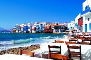 Séjour de 2 jours dans l'île de Mykonos