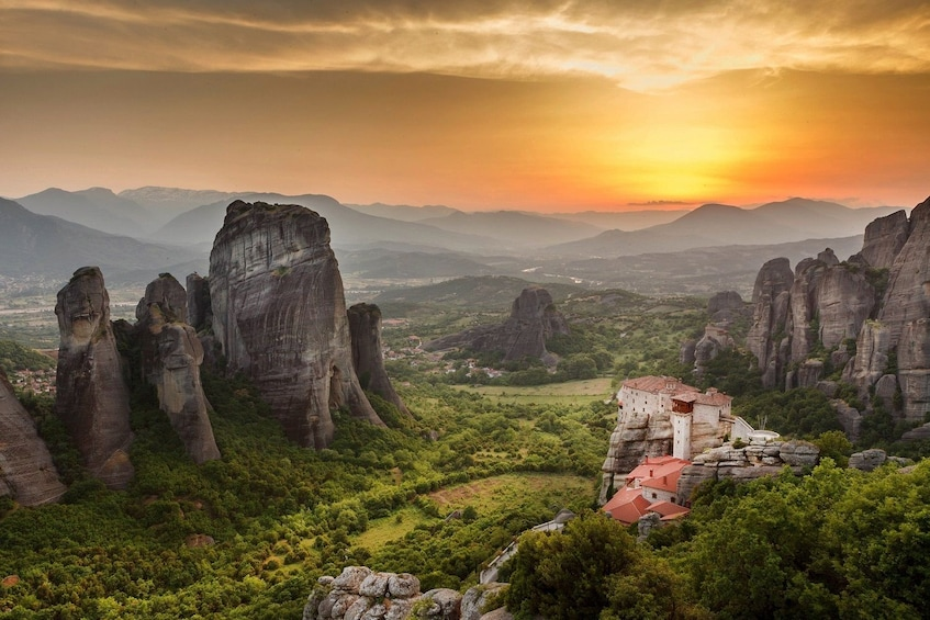 Show item 10 of 10. 2-Day Delphi, Meteora & Majestic Rocks Trip from Athens
