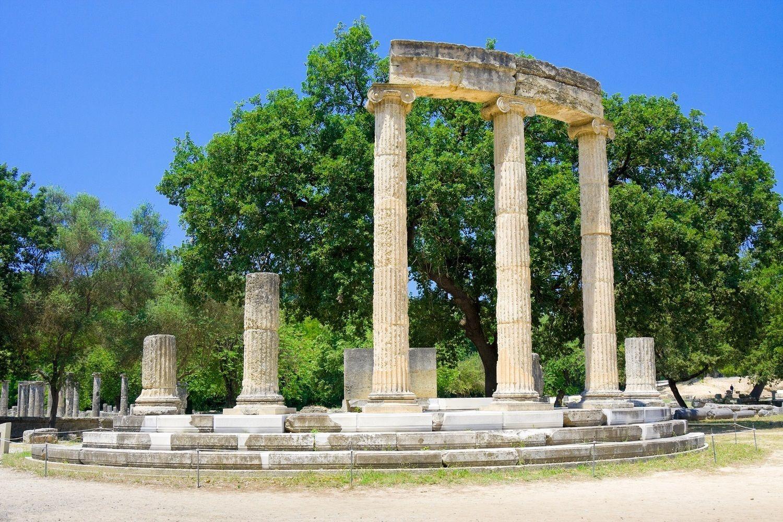 3-Tage-Tour klassisches Griechenland ab Athen