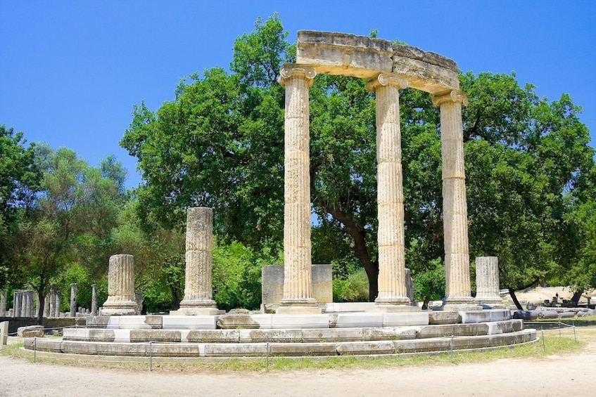 Show item 1 of 15. 3-Day Classical Greece Trip from Athens