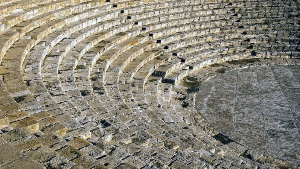Show item 2 of 10. The ancient Epidaurus Theater