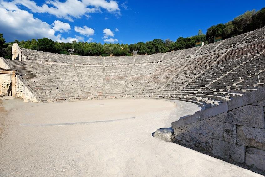 Epidaurus & Mycenae Full-Day Trip