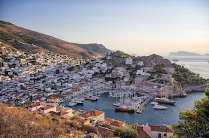 Poros, Hydra & Aegina Day Cruise with Lunch