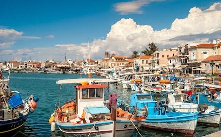 Poros, Hydra & Aegina Day Cruise with Lunch