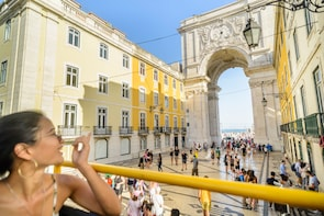 Lisbon Hop-On Hop-Off Bus Tour