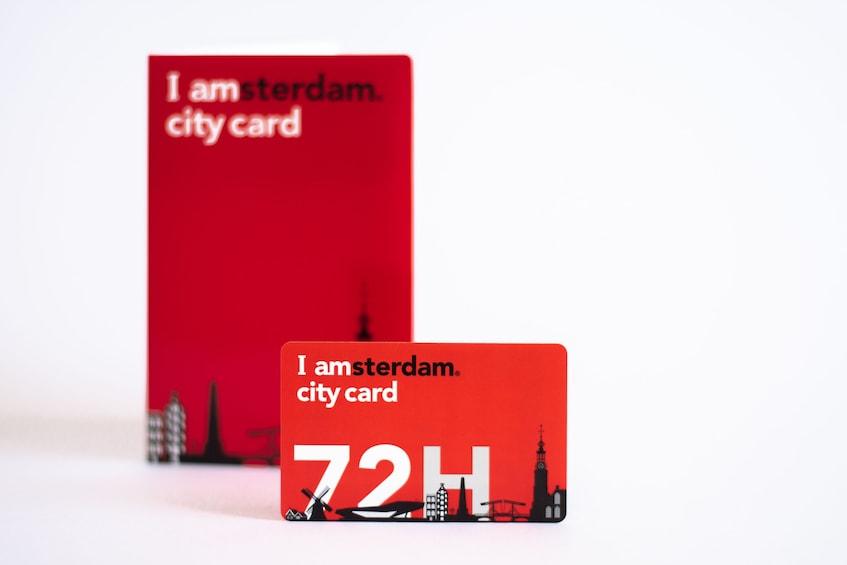 Carregar foto 10 de 10. I amsterdam City Card