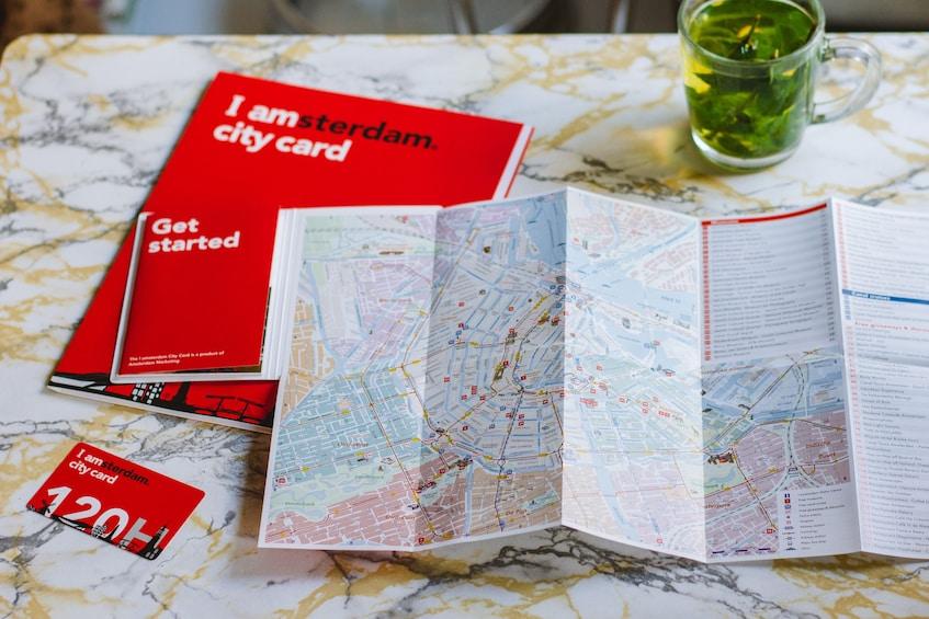 Apri foto 3 di 10. I amsterdam City Card