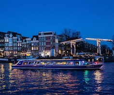 NIGHT CRUISE AMSTERDAM