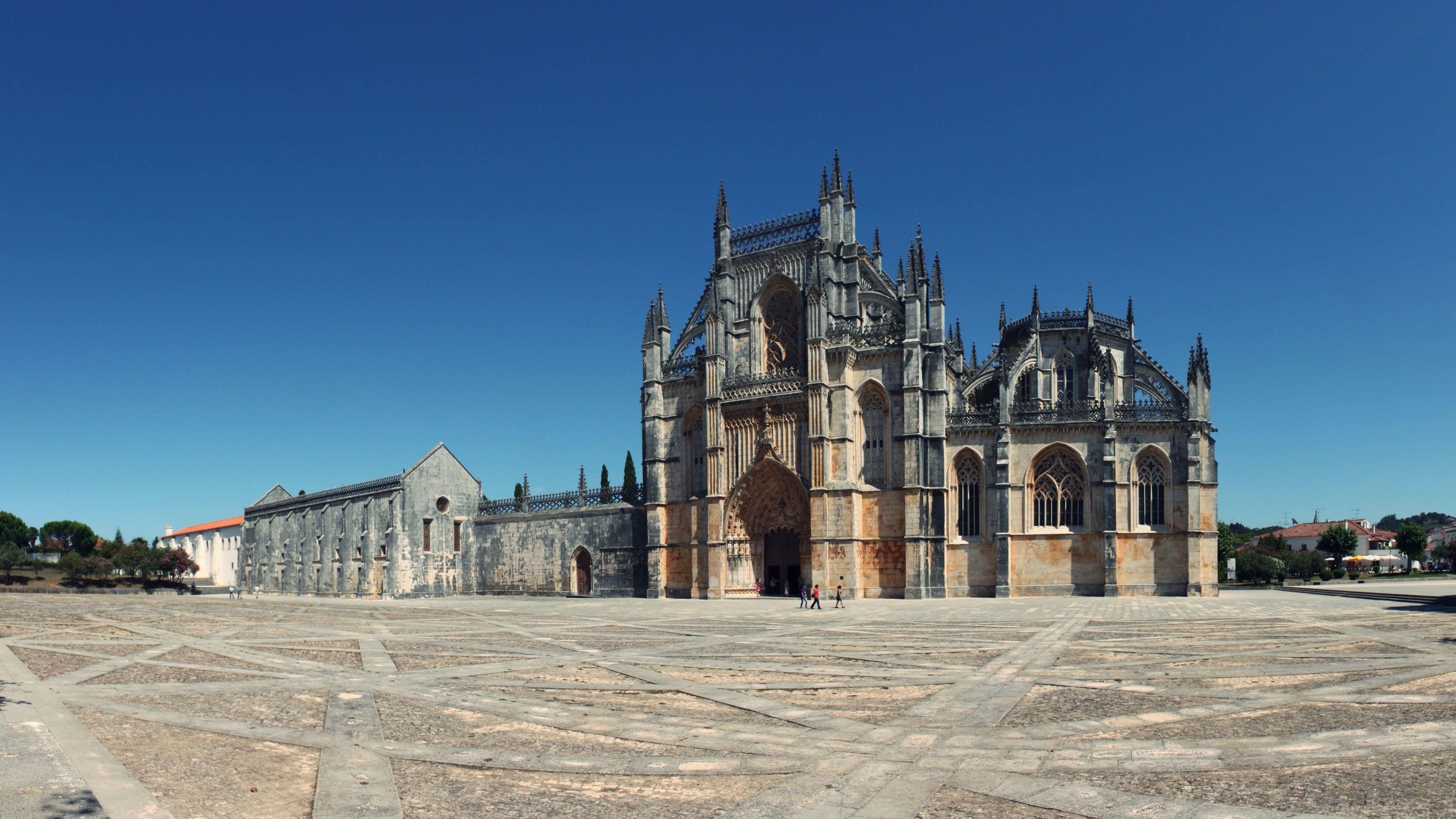 Monastery of Alcobaca Portugal