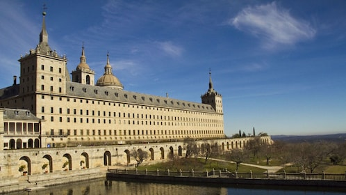 The El Escorial site in Spain