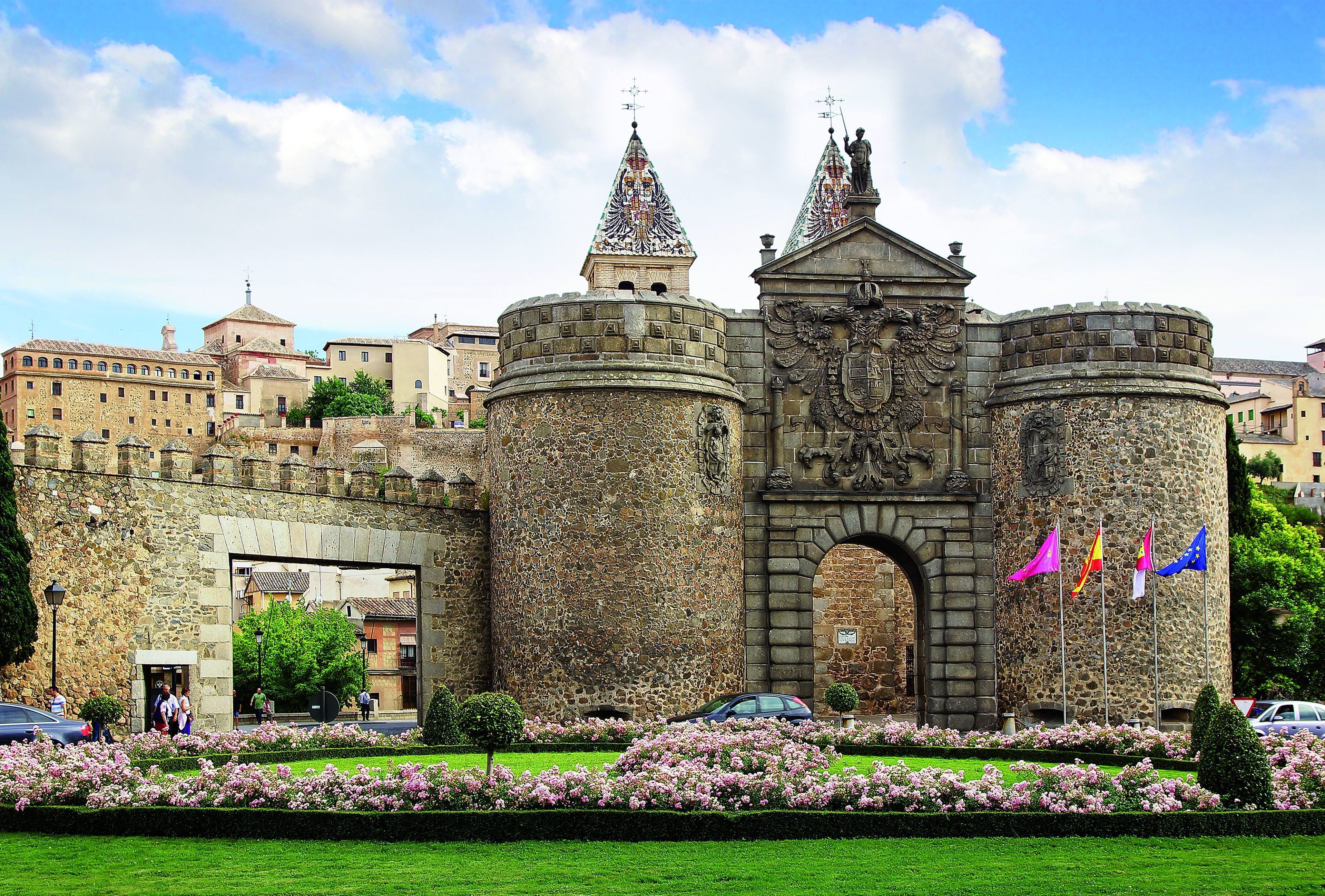 Ganztägige Exkursion nach Toledo, Escorial und ins Tal der Gefallenen