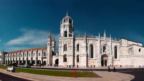 Jeronimos Monastery of Lisbon