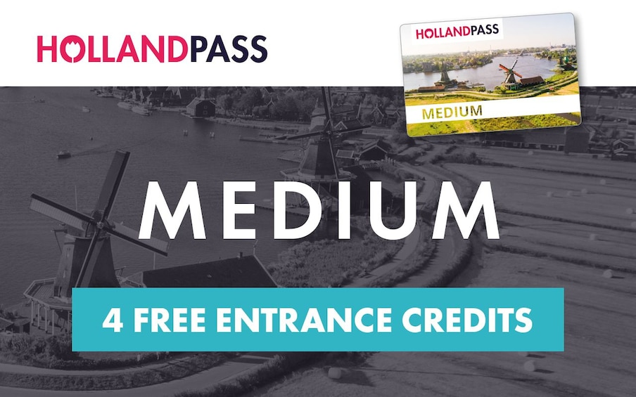 Öppna foto 1 av 7. Holland Pass: Access to 100+ Attractions and Museums