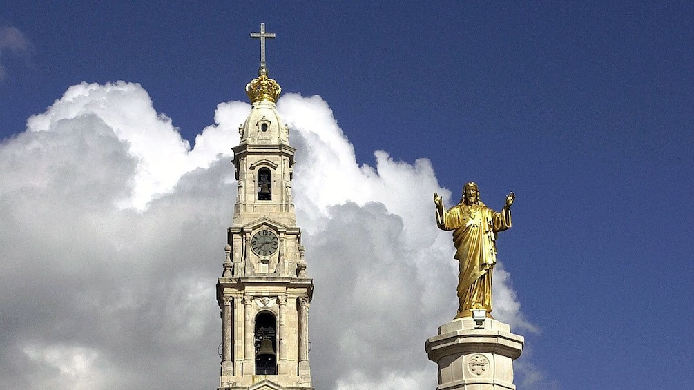 Spire of Our Lady of Fatima, Portugal