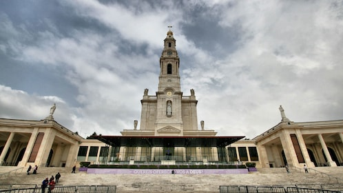 The Sanctuary of Fátima