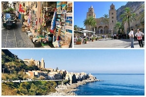 Exclusive Tour - Cefalù and Monreale with Local Guide - starting from Paler...