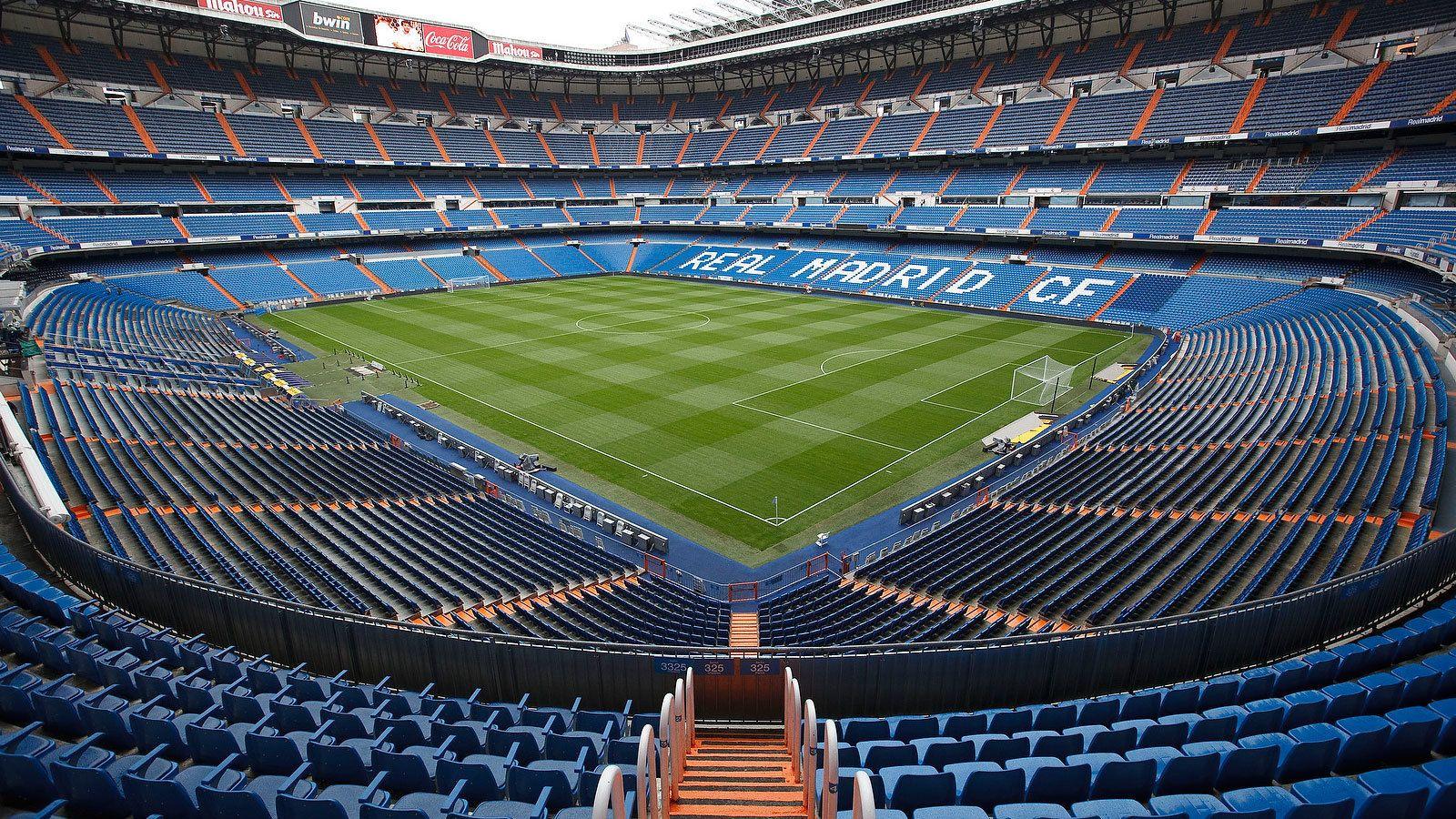 Real Madrid Bernabeu tur – billett med åpen dato (bare billett)