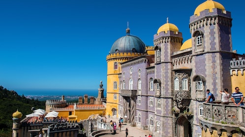 Pena National Palace in Portugal