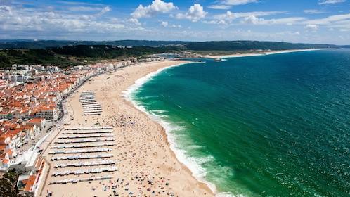 Coast of Nazare, Portugal
