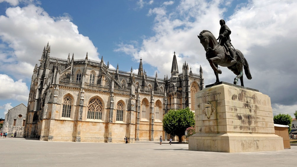Show item 2 of 5. Batalha Monastery in Lisbon