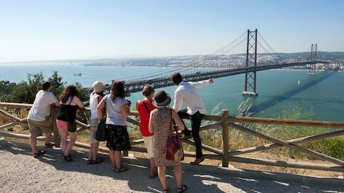Vasco de Gama, the longest bridge in Europe